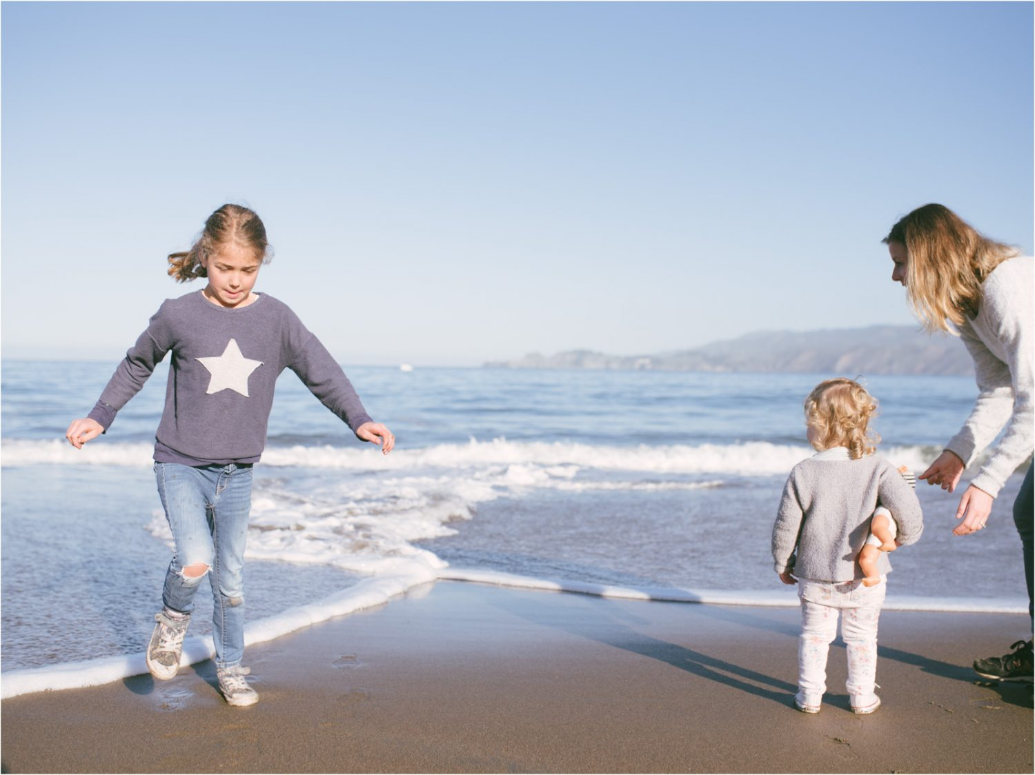family session baker beach san francisco