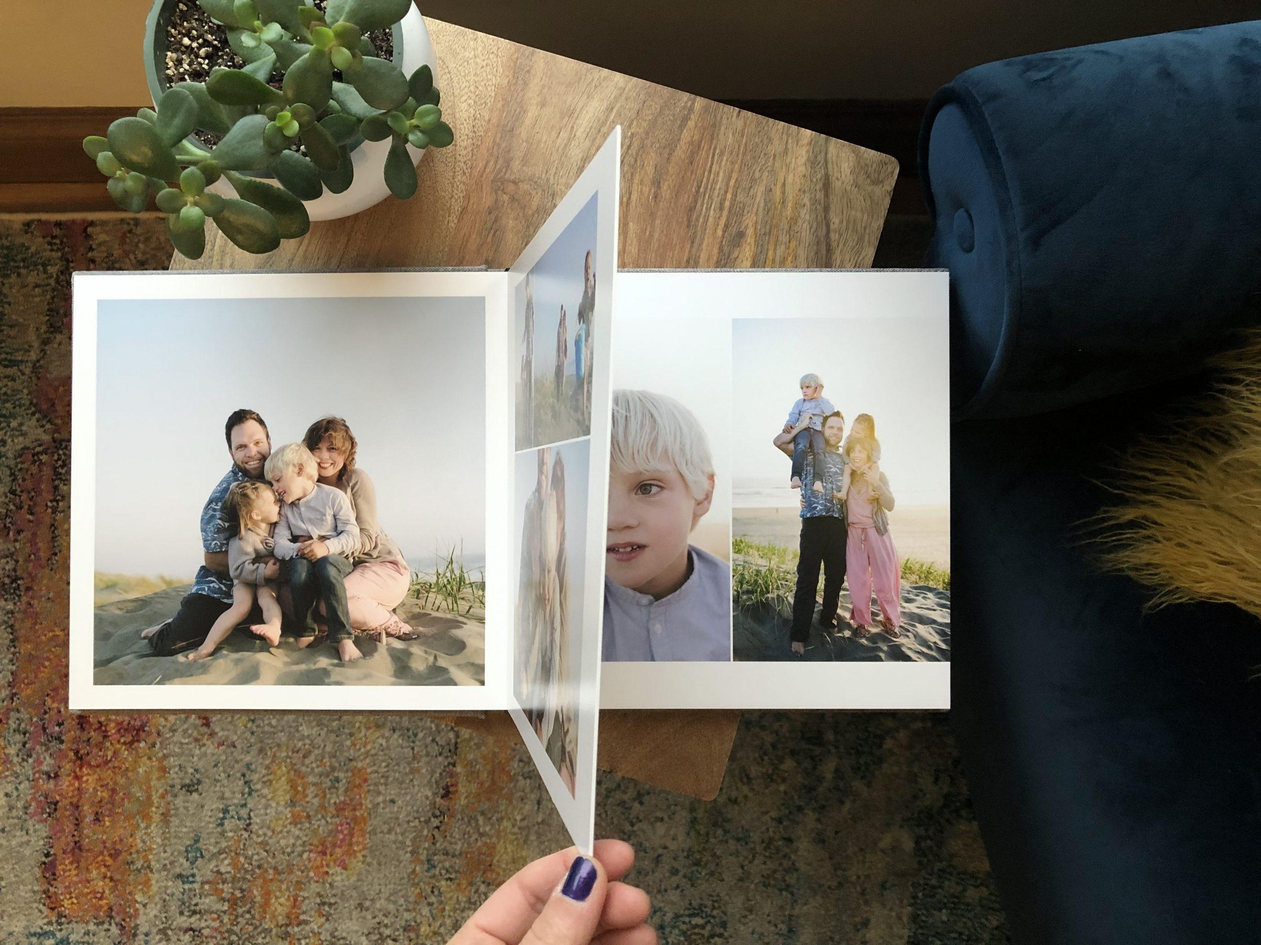 Heirloom Family Photo Album